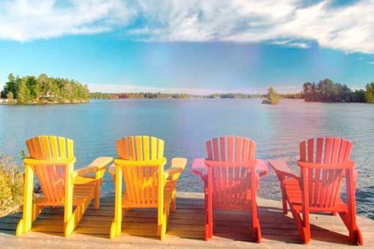LivClear Muskoka Chairs